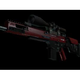 SCAR-20   Teia Rubra MW