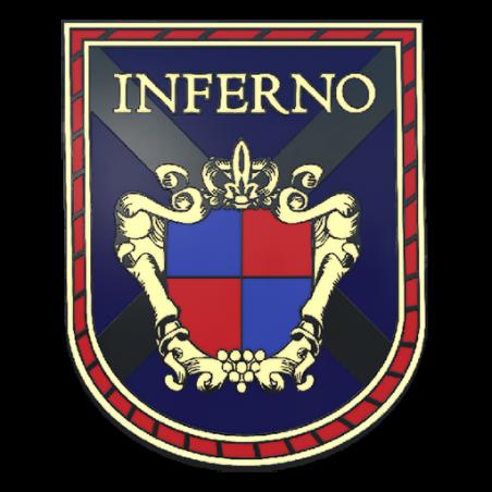 Broche   Inferno II