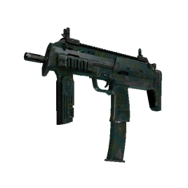 MP7   Florescer Verdejante WW