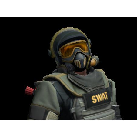 Especialista em Risco Biológico   SWAT