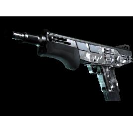 MAG-7 (Lembrança)   Camuflagem Digital — Metálico FN