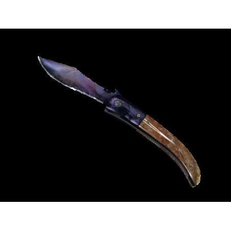 Faca Navaja (★)   Doppler (Black Pearl) FN
