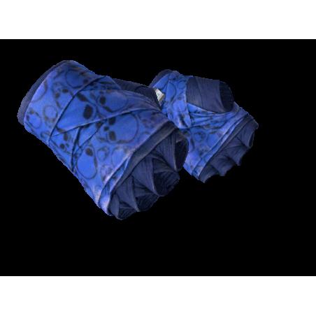 Faixas (★)   Caveiras de Cobalto FT