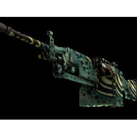 M249   Dardo Venenoso Esmeralda MW