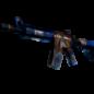 M4A4 (StatTrak™) | O Imperador FT