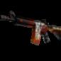 M4A4 (StatTrak™)   Fogo Infernal FN