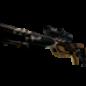 SSG 08   Borboleta-caveira FN