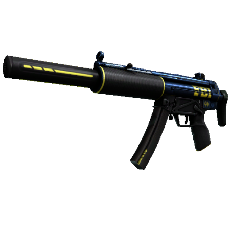 MP5-SD (StatTrak™) | Agente FN