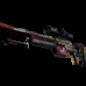 SSG 08 | Disparo Sangrento FT