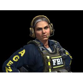 Agente Especial Ava   FBI