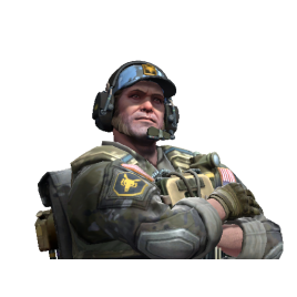 Tenente Comandante Ricksaw   NSWC SEAL