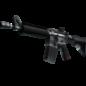 M4A4 (StatTrak™) | Magnésio FT