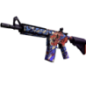 M4A4 (StatTrak™) | 龍王 (Rei Dragão) FN