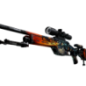 SSG 08   Fogo Dracônico FT